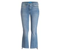 Flared-Jeans MARAKESH - blau