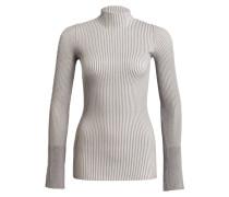 Pullover - grau/ silber