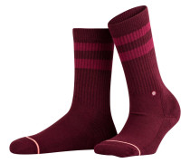 Socken UNCOMMON CLASSIC - bordeaux