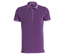 Piqué-Poloshirt J-PENG-P - violett
