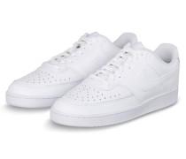 Sneaker COURT VICION LOW - WEISS