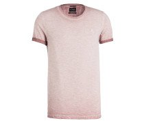 T-Shirt WATERHOUSE - rosé meliert