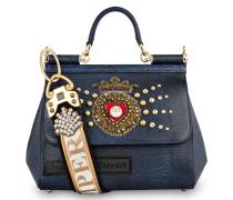 Handtasche MISS SICILY MEDIUM - dunkelblau
