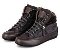 Hightop-Sneaker BEVERLY - GRAU