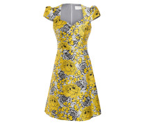 Jacquard-Kleid DENICE
