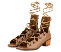 Sandaletten MAIA - CAMEL