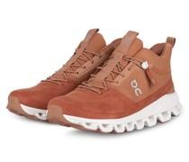 Sneaker CLOUD HI - DUNKELORANGE