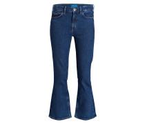 Flared-Jeans MARTY - dunkelblau