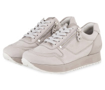 Plateau-Sneaker CAT - grau