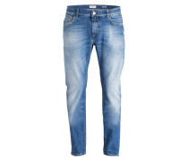 Jeans UNITY SLIM Slim-Fit - faded blue