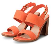 Sandaletten FIELIA - ORANGE