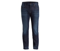 Jeans Regular-Fit - blau