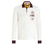 Piqué-Poloshirt - offwhite