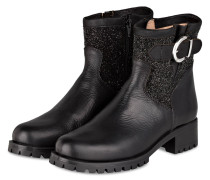 Biker-Boots INTRO - schwarz