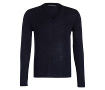 Schurwoll-Pullover CONA