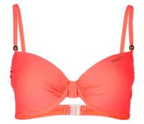 Bügel-Bikini-Top SANDRY - koralle