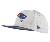 Cap 59FIFTY NEW ENGLAND PATRIOTS - grau