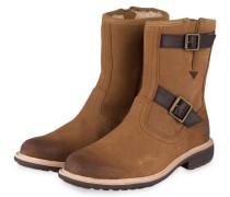 Boots JAREN - chestnut