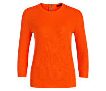 Feinstrickpullover SATELLA - orange