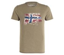 T-Shirt SELO - khaki