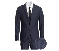Anzug P-IRVING Extra Slim-Fit - blau