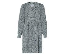 Kleid BALINE LARISSA mit Rüschenbesatz