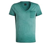 T-Shirt J-DEAN-V - grün
