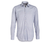 Hemd Shaped-Fit - blau