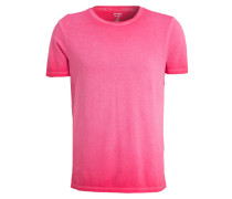 T-Shirt Level Five body fit - rot