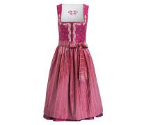 Dirndl ST. PETER - pink/ oliv/ hellgrün