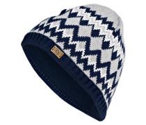 Mütze GABLE - navy / hellgrau / weiss
