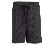 Lounge-Shorts - schwarz