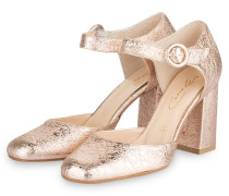 Pumps - rosé metallic