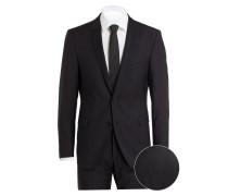 Anzug RICK-JAMES Regular-Fit - schwarz