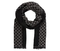 Schal - schwarz/ grau