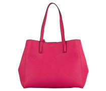 Saffiano-Shopper - pink