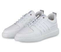 Plateau-Sneaker SCOTT BENTON - WEISS