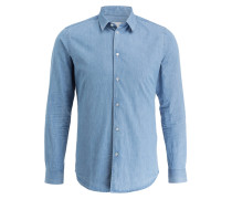 Jeanshemd LIAM Regular-Fit - hellblau