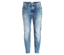 Boyfriend-Jeans FREYA - blau