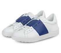 Sneaker - weiss/ blau