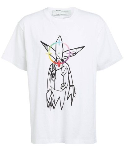 T-Shirt FUTURA ALIEN