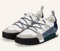 Sneaker CHIRPY - WEISS/ BLAU/ GRAU