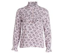 Bluse BRENDA - rosa/ blau/ fuchsia