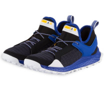 Laufschuhe ALEKI X - blau/ schwarz