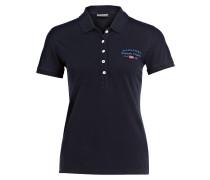 Piqué-Poloshirt ELMA - marine