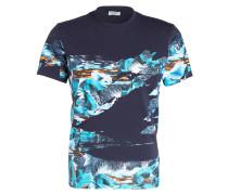 T-Shirt - dunkelblau/ hellblau/