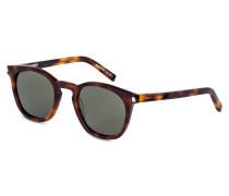 Sonnenbrille SL 28 - havana/ green