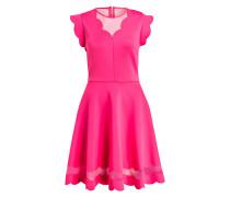 Kleid SHARLOT - neonpink