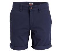 Shorts FREDDY Straight-Fit - dunkelblau