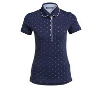 Poloshirt EUROPE - navy / weiss